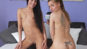 Dellai Twins Hardcore - Kinky VR Threesome Czechvr vr porn video vrporn.com virtual reality