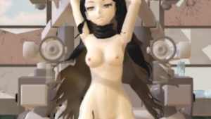 Blake on the Machine RWBY_Hentai vr porn video vrporn.com virtual reality