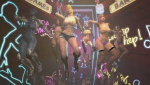 MirrorClub 7Dancers FantasySFM Pharah vr porn video vrporn.com virtual reality