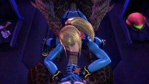 Samus Can't Get Enough DarkDreams cgi girl vr porn video vrporn.com virtual reality