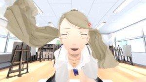 Persona 5 Hentai - Ann Takamaki CGI Girl HotVR vr porn video vrporn.com virtual reality