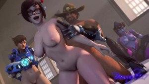 Mei's Team Support CGI Girl DarkDreams vr porn video vrporn.com virtual reality