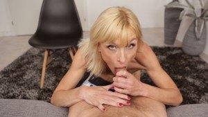 Leona's Surprise POV maturereality Leona-Val vr porn video vrporn.com virtual reality