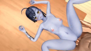 Overwatch - Widowmaker Hot Missionary Lewd FRAGGY Widowmaker vr porn video vrporn.com virtual reality