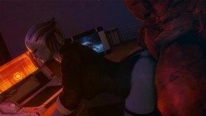Mass Effect - Liara's The Best Secretary CGI Girl DarkDreams vr porn video vrporn.com virtual reality