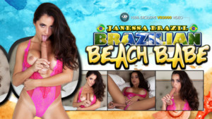 Brazilian Beach Babe VR3000 vr porn video vrporn.com virtual reality