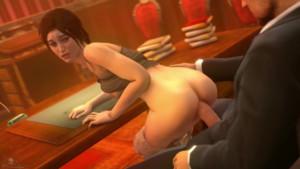 Tomb Raider - Lara's After School