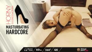 Horny Businesswoman Masturbating Hardcore VirtualPorn360 Aragne VR porn video vrporn.com