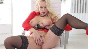 Sexy CEO Letting Off Steam VirtualTaboo Angel Wicky vr porn video vrporn.com virtual reality