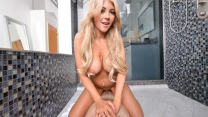 Dirty Shower NaughtyAmericaVR Kayla Kayden vr porn video vrporn.com virtual reality