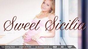 Sweet Sicilia - The Sexy Bitch VirtualRealPorn VR porn video vrporn.com