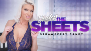 Under The Sheets RealityLovers Strawberry Sandy vr porn video vrporn.com virtual reality