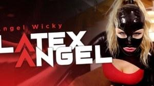 Latex Angel RealityLovers Angel Wicky vr porn video vrporn.com virtual reality