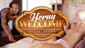 Horny Welcome realitylovers Dylan-Brown vr porn video vrporn.com virtual reality