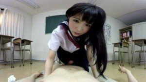Noa Eikawa - The Schoolgirl Who Cannot Get Enough of You ZenraVR Noa Eikawa vr porn video vrporn.com virtual reality