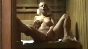 Sauna Solo Fun MyVRSin Nevena Hot vr porn video vrporn.com virtual reality