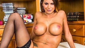 Ding Dong MILFVR Brooklyn Chase vr porn video vrporn.com virtual reality