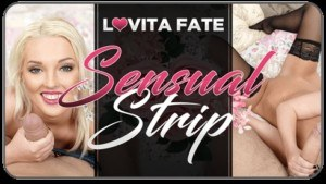 Sensual Strip POV RealityLovers Lovita Fate vr porn video vrporn.com virtual reality