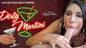 Dirty Martini VRBangers August Ames vr porn video vrporn.com virtual reality