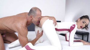 Latex Android VOY RealityLovers Miky Love vr porn video vrporn.com virtual reality