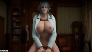 Lady (DMC4) AliceCry vr porn video vrporn.com virtual reality