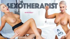 Sexotherapist VR Bangers Ryan Keely vr porn video vrporn.com virtual reality