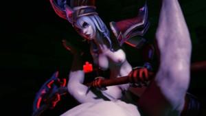 World of Warcraft - Whiteman's Pet DarkDreams vr porn video vrporn.com virtual reality