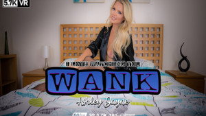 I Love Watching You Wank WankitNowVR Ashley Jayne vr porn video vrporn.com virtual reality