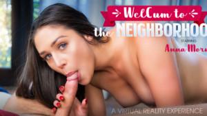 WelCum To The Neighborhood VR Bangers Anna Morna vr porn video vrporn.com virtual reality