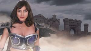 The Rise Of Lady Sylvanus WhorecraftVR Ella Knox vr porn video vrporn.com virtual reality