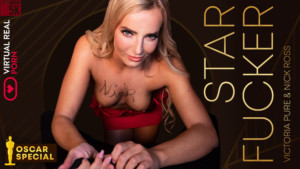 Star Fucker VirtualRealPorn Victoria Pure vr porn video vrporn.com virtual reality