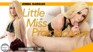 Little Miss Promiscuous GroobyVR Jenna Gargles vr porn video vrporn.com virtual reality