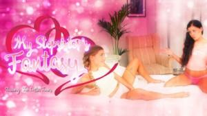My Stepsister's Fantasy VRPFilms Dellai Twins vr porn video vrporn.com virtual reality
