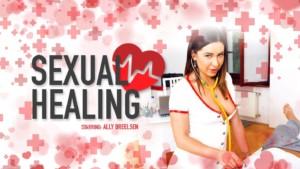 Sexual Healing VRPFilms Ally Breelsen vr porn video vrporn.com virtual reality