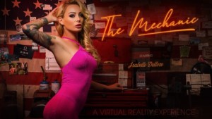 The Mechanic VR Bangers Isabelle Deltore vr porn video vrporn.com virtual reality