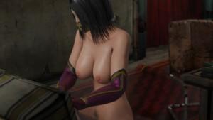 Mileena cowgirl (Mortal Kombat) AliceCry vr porn video vrporn.com virtual reality