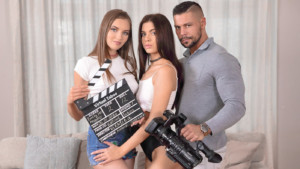 Action Stepfamily Porn Production VirtualTaboo Vika Lita Emily Mayers vr porn video vrporn.com virtual reality