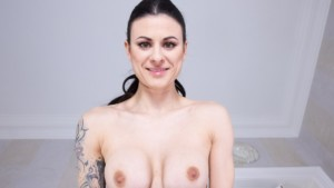 Crouching Star CzechVR Fetish Billie Star vr porn video vrporn.com virtual reality
