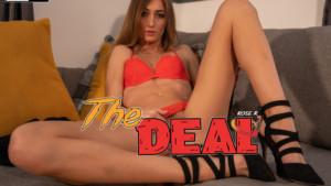 The Deal WankitNowVR Rose vr porn video vrporn.com virtual reality