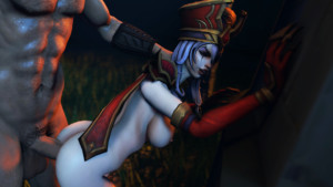 World of Warcraft - Blessed Evening Appointments... Privately DarkDreams vr porn video vrporn.com virtual reality