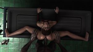 Resident Evil - Rebecca's Baiting Strategy DarkDreams vr porn video vrporn.com virtual reality