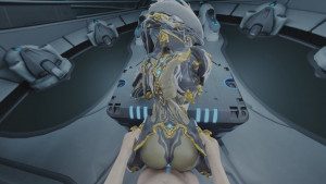 Warframe - Mesa Prime Fucking FiishDude vr porn video vrporn.com virtual reality