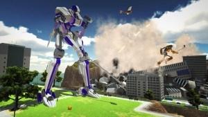 100 Foot Robot Golf Coming to Playstation VR VR Porn Blog virtual reality
