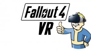 Fallout 4 in Virtual Reality VR Porn Blog virtual reality