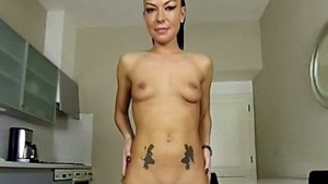 Inga Devil - Try Her Natural Tits And Tight Pussy at 180° Czechvr vr porn video vrporn.com virtual reality